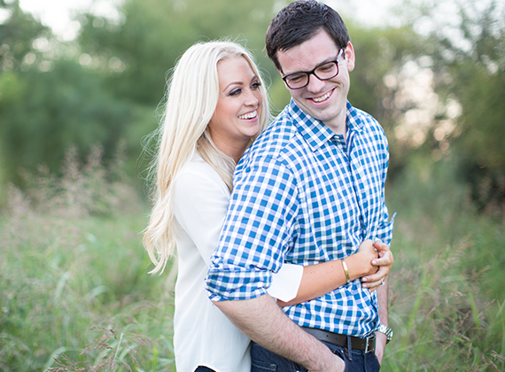 Scottsdale engagement : Kristen + Adam